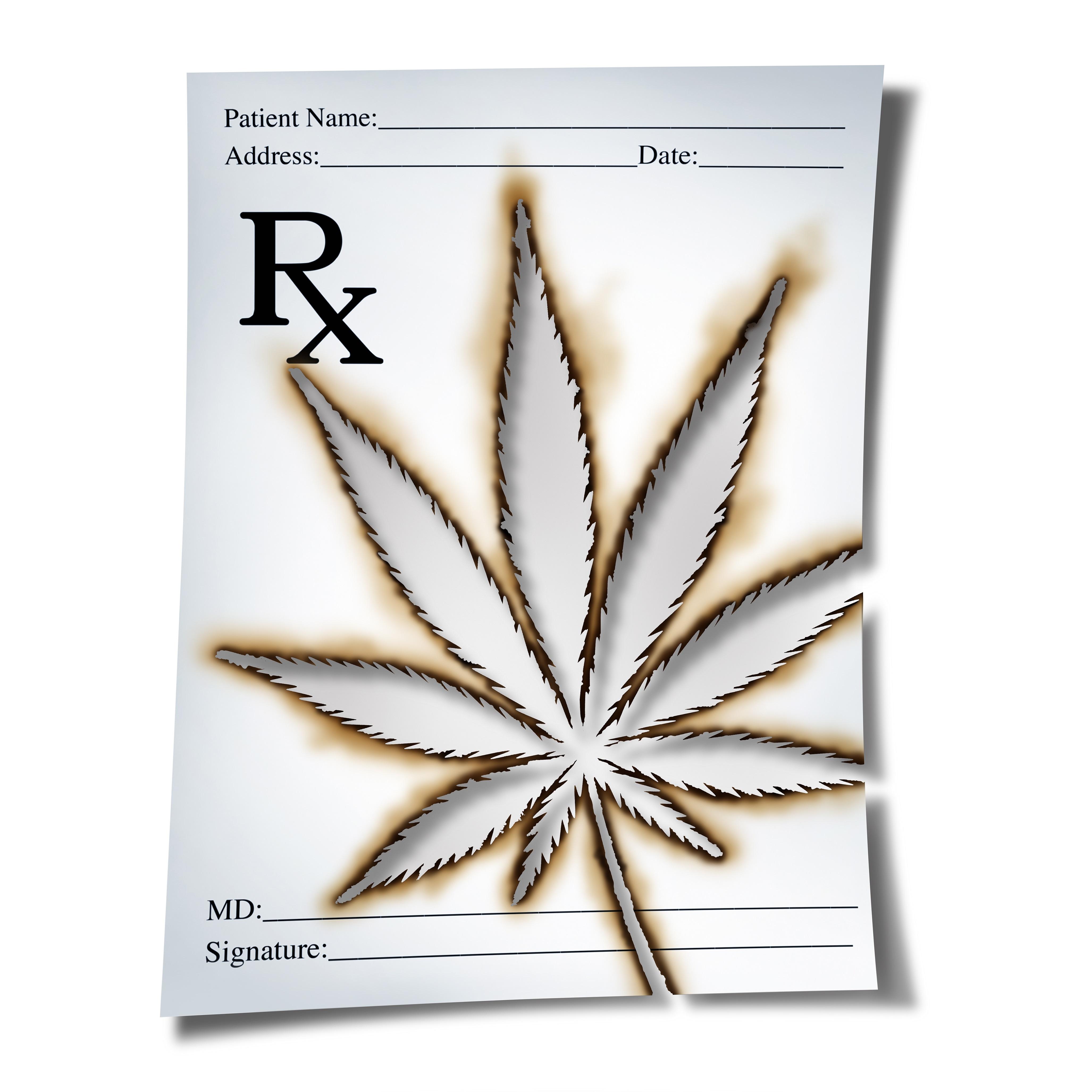 Marijuana Medical Prescription